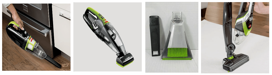 Bissell Bolt Pet Hair Cordless Attachments