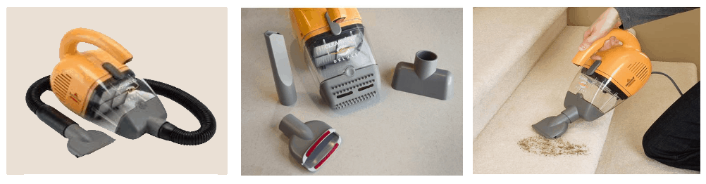 Bissell Cleanview Deluxe Attachments