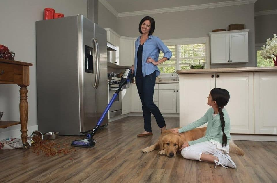 Hoover Fusion Cordless Pet Vacuum Review