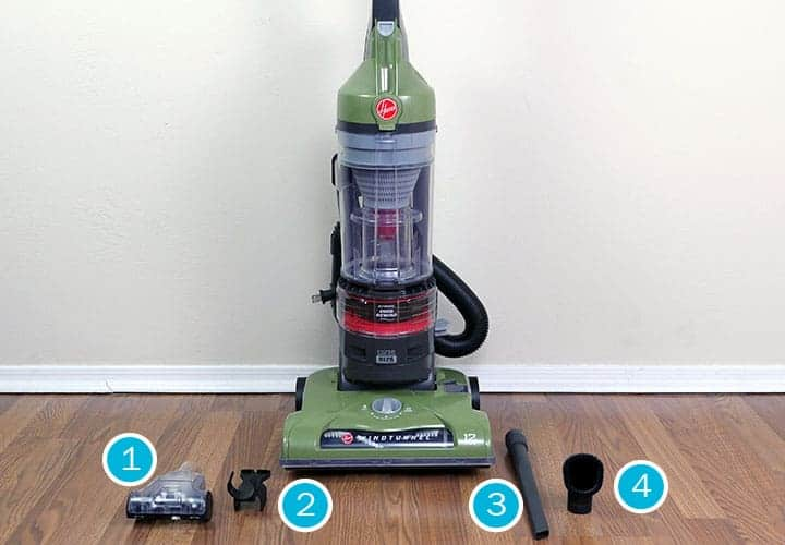 Hoover T-series Wind Tunnel Pet Attachments
