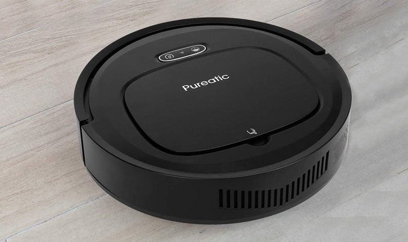 Pureatic V2S Robot Vacuum Cleaner Review