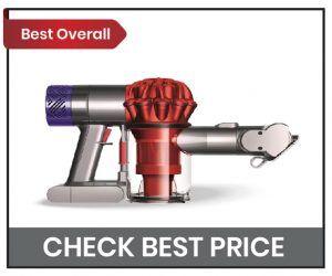 Dyson V6 Top Dog Review