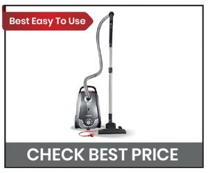 Severin Germany Canister Vacuum Review